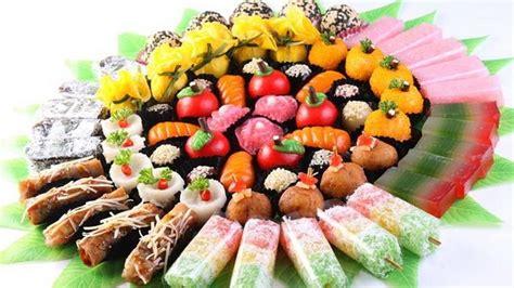 Jenis Dan Timbangan Kue macam macam kue tradisional indonesia yang tak lekang