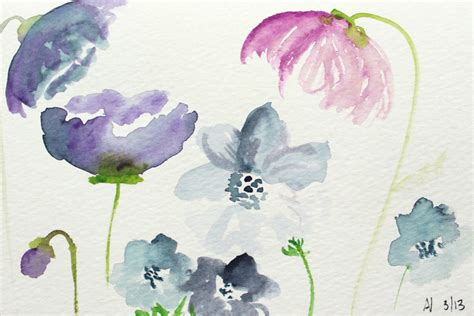 watercolor rose tutorial for beginners how to create watercolor flowers tutorial plus a gorgeous