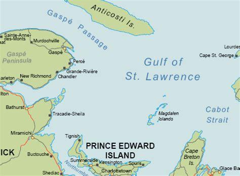 america map gulf of st 23 january 2011 cape breton news