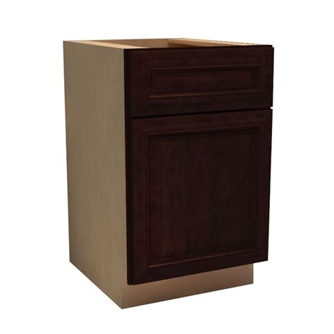 single drawer base cabinet home decorators collection somerset assembled 21x34 5x24
