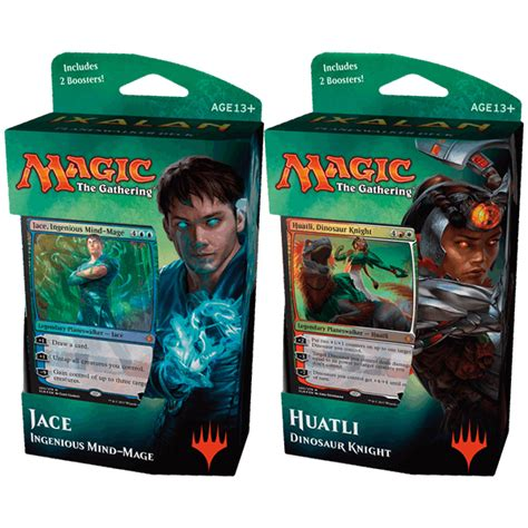 magic the gathering card decks magic the gathering ixalan planeswalker deck zing pop