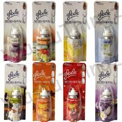 Glade Automatic Air Freshener Uk 3 X Glade Sense And Spray Refills Automatic Air Freshener
