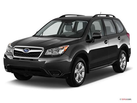 price subaru forester subaru forester prices reviews and pictures u s news