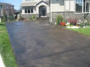 Driveway Curb Appeal - driveways walkways and patios concretefx decorative concrete services
