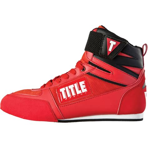 title boxing shoes title box incite elite boxing shoes title boxing