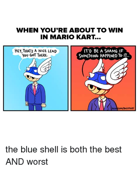 Mario Kart Blue Shell Meme - blue shell meme pictures to pin on pinterest pinsdaddy