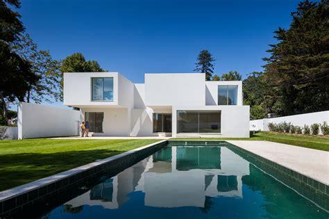 rectangle house modern stacked rectangular volume house design