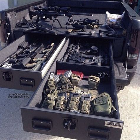 truck bed gun storage 168 best images about truck ideas on pinterest trucks