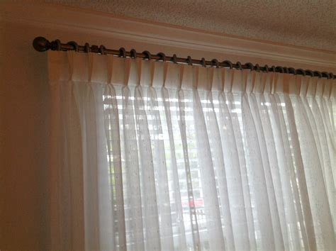 Pull String Curtains Curtain Rod With Pull String Best Home Design 2018