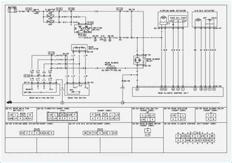 mitsubishi l200 wiring diagrams wiring diagram manual
