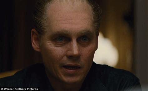 johnny depp eye color new trailer shows johnny depp transformed into gangster