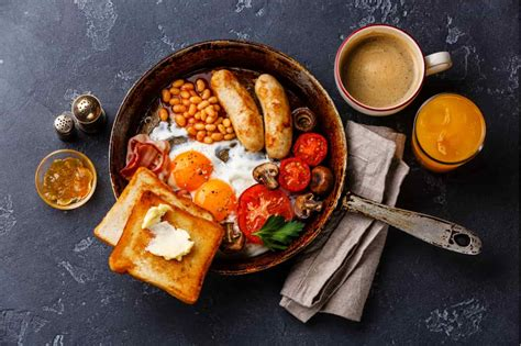17 breakfast places for a delightful early morning start