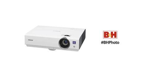 Projector Sony Dx122 Sony Vpl Dx122 Xga Multimedia Projector Vpl Dx122 B H Photo