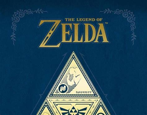 libro legend of zelda encyclopedia the legend of zelda encyclopedia se lanzar 225 en ingl 233 s el pr 243 ximo a 241 o vandal