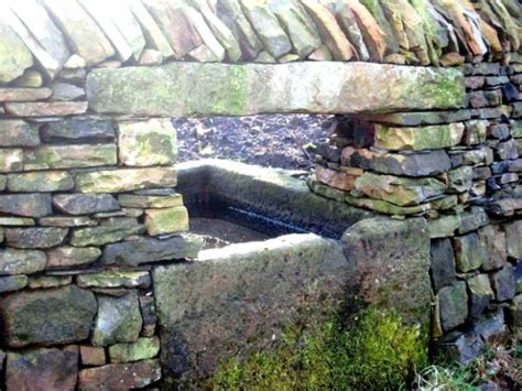938 Best Images About Stone Fence Stone Work On Garden Wall Troughs