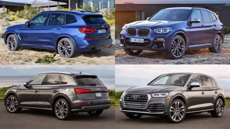 Bmw X3 Vs Audi Q5 by Bmw X3 2018 Vs Audi Q5 2018 Youtube