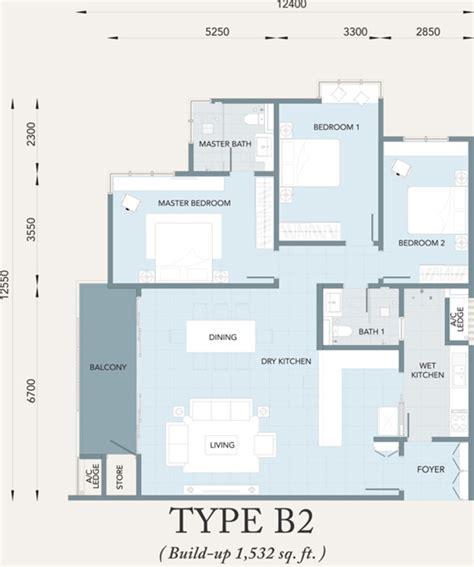 serin residency floor plan review for verde ara damansara propsocial