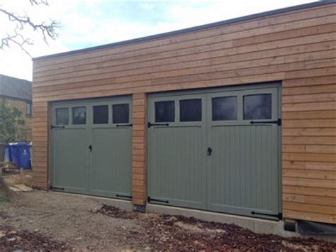 the woodrite range of wooden garage doors from woodrite