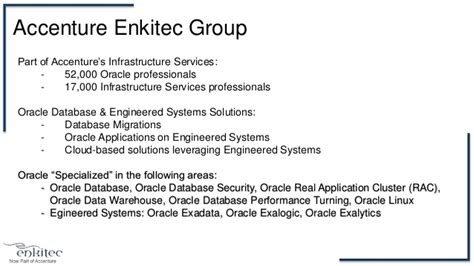 Accenture Mba Application by Examining Oracle Goldengate Trail Files