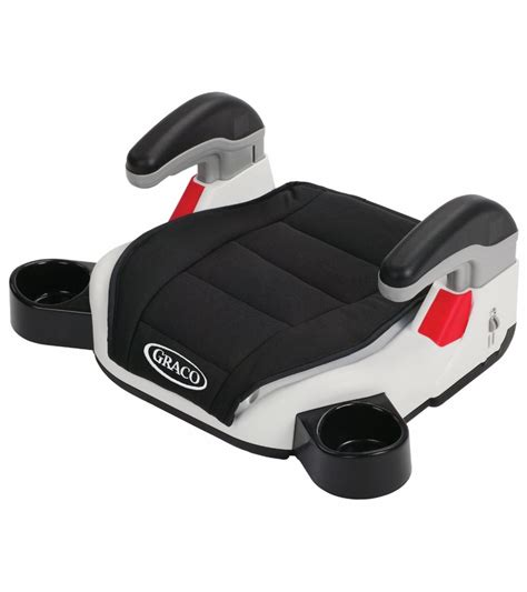 graco backless car seat graco backless turbobooster car seat marshmallow