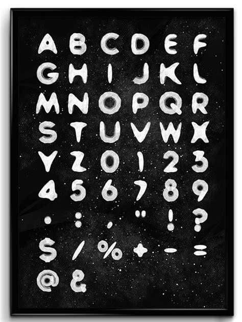 letters to numbers bacteria typeface on behance 1470