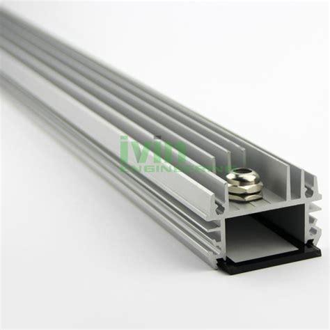 aluminium extrusions for led lighting 30w 36w washwall light components wallwasher led aluminum