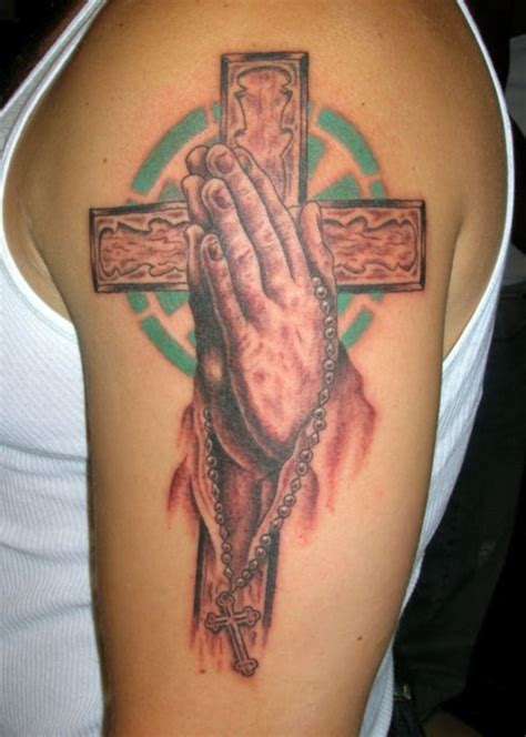 30 most eye catching religious tattoo ideas for men
