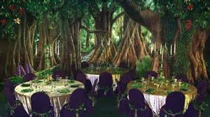 Outdoor Party Rental Space - backdrops fantastic backdrops in action me 005 medieval forest 1