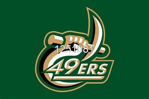 49ers Home Decor by North Carolina Charlotte 49ers Flag 3ft X 5ft Polyester