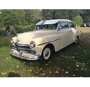 1950 Plymouth Deluxe Coupe For Sale