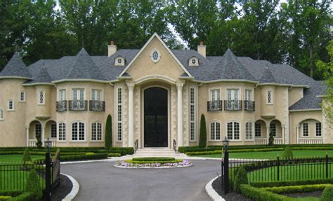 How To Divide A Great Room - 4 75 million french chateau mansion in holmdel nj homes of the rich