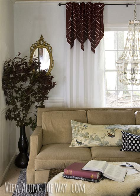 anthropologie curtains knock off how to make diy curtains anthropologie pheasant eye