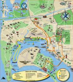 Maps Of San Diego by San Diego Tourist Attractions Map