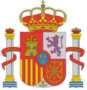 les armoiries espagnoles espagne
