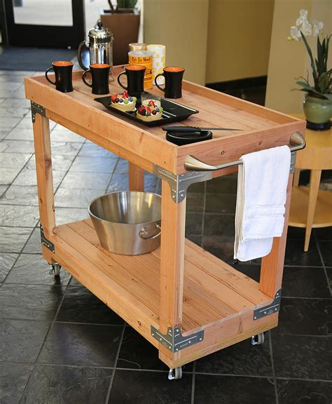 bench hardware kit diy trend bar carts diy done right