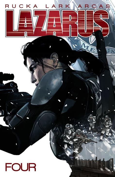 lazarus vol 4 poison fresh comics