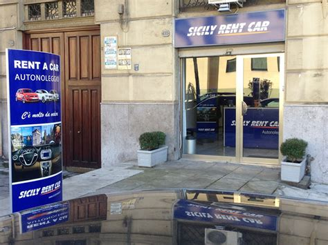 car rental palermo port and center sicily rent car