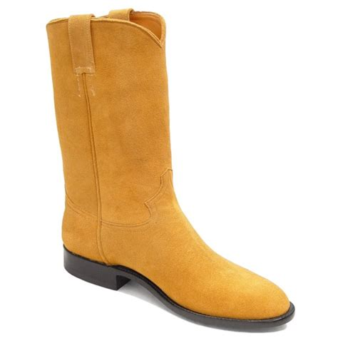 suede roper boots caboots custom cowboy boots