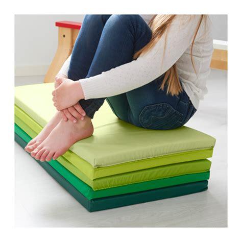 tappeti puzzle ikea plufsig folding mat green 78x185 cm ikea