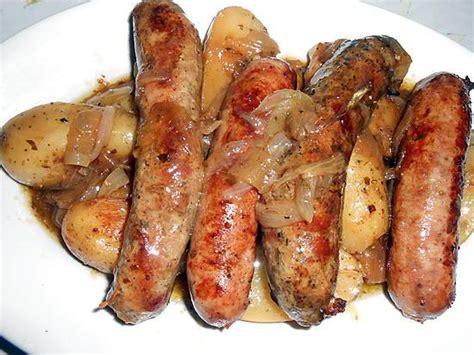 cuisiner des saucisses de toulouse recette de saucisse toulouse maison segu maison