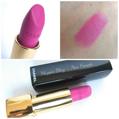 chanel lippenstift matt chanel velvet 44 la lip color