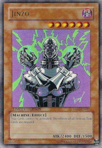 jinzo deck yugioh cartas de jinzo taringa