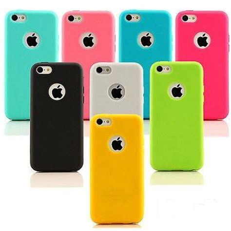 fundas para iphone 5c fundas de gel de silicona de goma suave tpu para iphone 5c