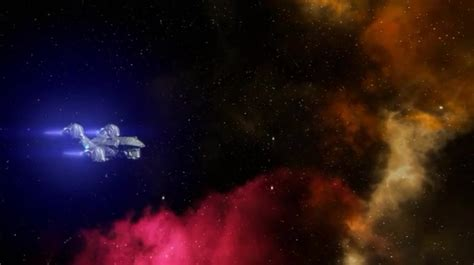 fun sci fi science fiction zoom background template postermywall