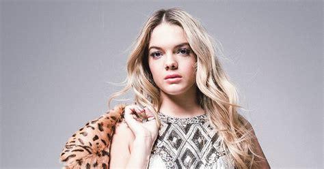 celebrity x factor winner x factor s louisa johnson proves she s a model winner with