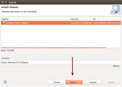 eclipse themes how to install how to change eclipse color theme in linux or windows
