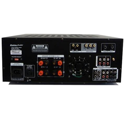 Power Lifier Karaoke boston audio pa 3900 1000 watts karaoke lifier
