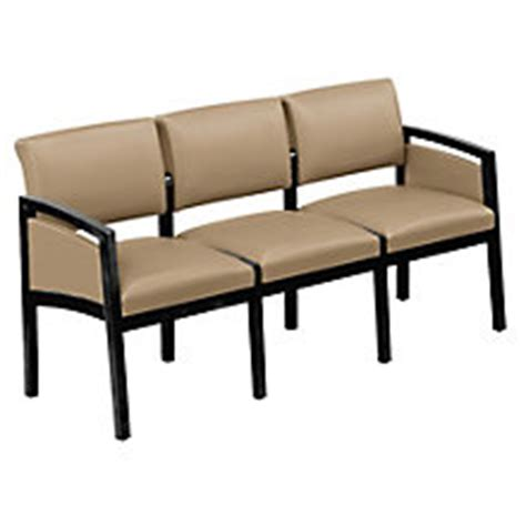 cheap vinyl waiting room chairs lesro reception and waiting room seating new used