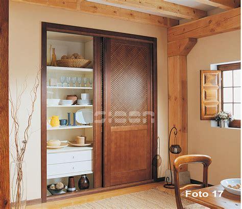 armarios rusticos armarios sidon armario a medida r 250 stico de madera te 241 ida