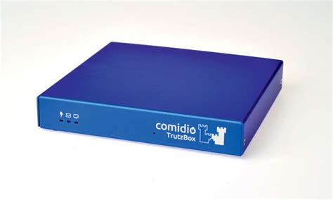 test firewall comidio trutzbox im test hardware firewall mit extras